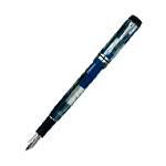 Перьевая ручка Parker Duofold International Mosaic Blue Special Edition,  новая, 2001г., арт.82
