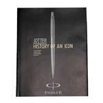 """Книга """"Jotter History Of An Icon"""", твёрд.обложка, 329 стр., 2011г., 21,5x29см, арт. 1-avt"""