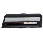 Ручка - роллер Parker Frontier Translucent Red CT , 1998г., новая, в коробке с инструкцией, арт. 101