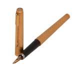 Перьевая ручка Parker 180, позолоченная, 1982г., отличное состояние, арт. 50