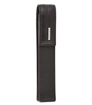 Кожаный футляр Cross для одной ручки AC259-1 черный