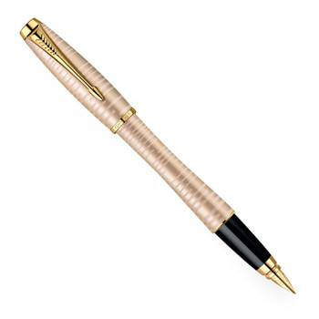 яParker Urban Premium F206 Golden Pearl Vacumatic перьевая ручка 1906852