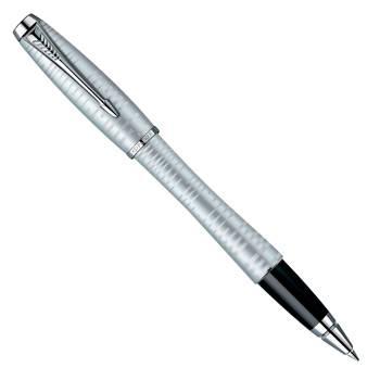 яParker Urban Premium T206 Silver Blue Vacumatic ручка роллер 1906872