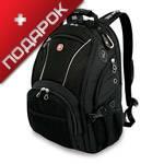"""Рюкзак Wenger 3181032000408 черный, с отделением для ноутбука 15"""" 36x19x47 см, 32 л"""