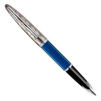 Перьевая ручка Waterman Carene Contemporary Blue Obsession (1904558)