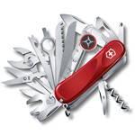 Нож Victorinox 2.5393.SE Evolution S54 (85мм ,31 функция, с фиксатором, красный)