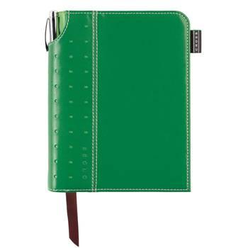 Записная книжка Cross AC236-4S с ручкой (зеленая)250страниц
