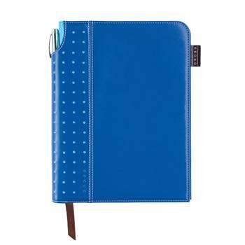 Записная книжка Cross AC236-5M с ручкой (синяя)250страниц