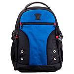 Рюкзак Swisswin SW9016 black/blue