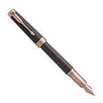 Parker Premier F560 Soft Brown PGT перьевая ручка (1931405)
