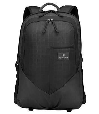 "Рюкзак Victorinox 32388001 Altmont 3.0, Deluxe Backpack 17"" (чёрный, полиэстер Ver, 34х18х50см, 30л)"