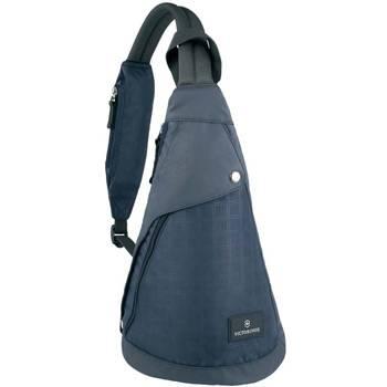 Рюкзак Victorinox 32388809 с одним плечевым ремнём, Monosling (синий, полиэстер Ver, 23х14х41см,13л)