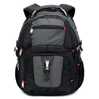 Рюкзак Swisswin SW8112 grey