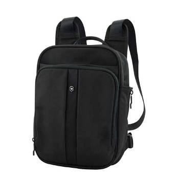 Мини-Рюкзак Victorinox 31174601 Flex Pack, с возможностью ношения в 3 положениях, чёрн, нейлон,6л