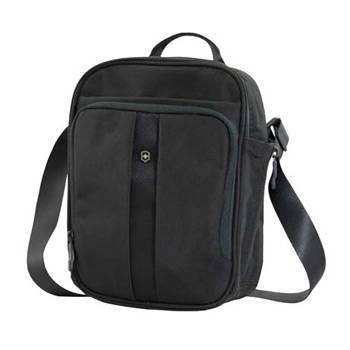 Сумка Victorinox 31174301 Travel Companion чёрная, нейлон, 21x10x27 см, 6 л