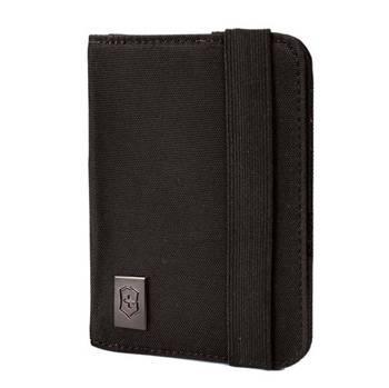 Обложка для паспорта VICTORINOX Travel Wallet 31172201 нейлон, черный 10x1x14 см
