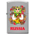 Зажигалка Zippo 200 Matroshka Doll 2