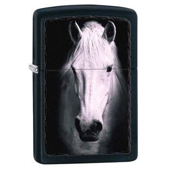 Зажигалка Zippo 218 White Horse