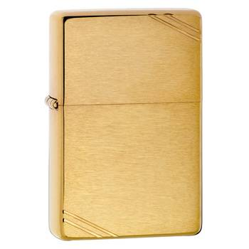 Зажигалка Zippo 240 Vintage Series 1937 Replica Brushed Brass