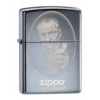 Зажигалка Zippo 24197 Founder Black Ice