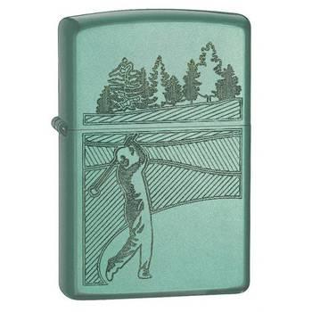 яЗажигалка Zippo 24838 Mint Green