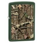 Зажигалка Zippo 28331 Mossy Oak Green Matte