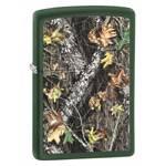 Зажигалка Zippo 28332 Mossy Oak Green Matte
