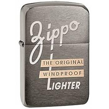 Зажигалка Zippo 28534 Original 1941 Replica Black Ice