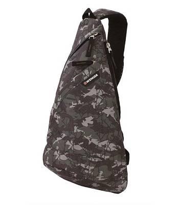 Рюкзак Wenger 2310600550 с одной лямкой камуфляж 45х25х15 см (17 л)