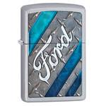 Зажигалка Zippo 28626 Ford Satin Chrome