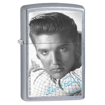 Зажигалка Zippo 28629 Elvis Street Chrome