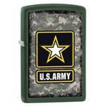 Зажигалка Zippo 28631 US Army Green Matte