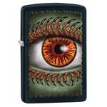 Зажигалка Zippo 28668 Monster Eye Black Matte