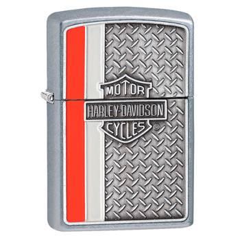 Зажигалка Zippo 28732 Harley-Davidson Street Chrome