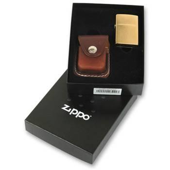 Чехол Zippo LPGS Подарочный набор