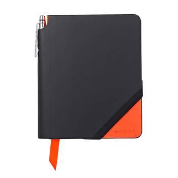 Записная книжка Cross AC273-1S Jot Zone оранжевый Small 160стр с ручкой