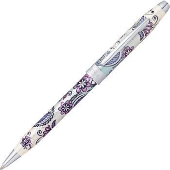 Шариковая ручка Cross Botanica AT0642-2 Сиреневая Орхидея