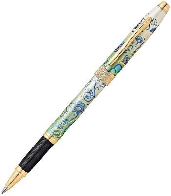 Ручка-роллер Selectip Cross Botanica AT0645-4 Зеленая Лилия