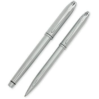 Набор Cross Townsend AT0047-34MS перьевая ручка и шариковая ручка