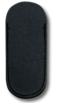 Чехол Victorinox (для ножа 74мм) 4.0466 ( толщиной 1-2 уровня, кожаный, чёрный)