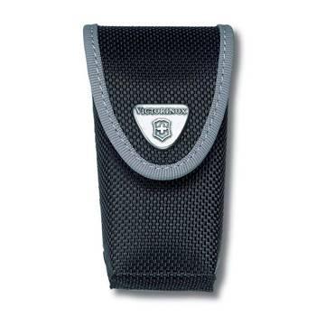 Чехол на ремень Victorinox (для ножа 91мм) 4.0543.3 (толщиной 2-4 уровня, нейлоновый, чёрный)