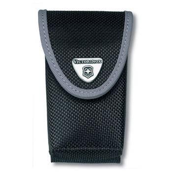 Чехол на ремень Victorinox (для ножа 91мм) 4.0545.3 (толщиной 5-8 уровней, нейлоновый, чёрный)