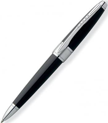 Шариковая ручка Cross Apogee  Black Star Lacquer AT0122-2