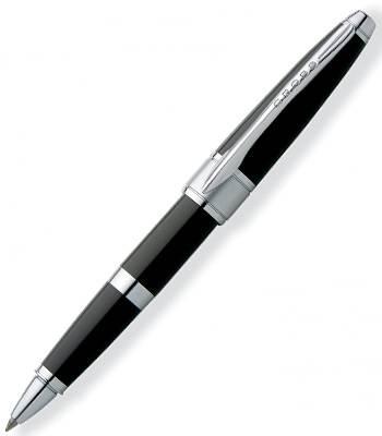Ручка-роллер Selectip Cross Apogee  Black Star Lacquer AT0125-2
