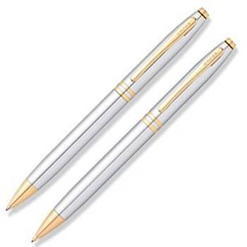 Набор Cross Avitar AT0101G-6 шариковая ручка и механический карандаш 0.7мм