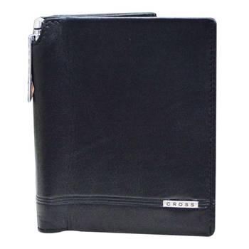 Бумажник большой +ручка Cross Classic Century AC018233-1 кожа наппа, гладкая