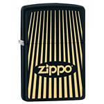 Зажигалка Zippo 29218 Zippo Black Matte