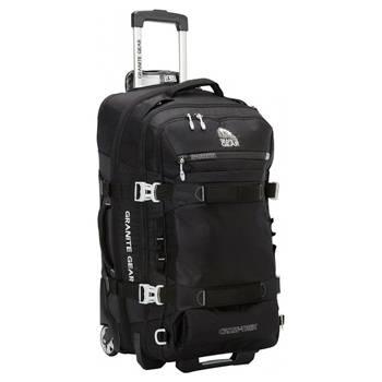 Чемодан-рюкзак на колёсах Granite Gear Cross-Trek 2026-0001 black (3в1)