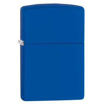 Зажигалка Zippo 229 Royal Blue Matte