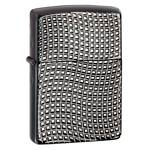 Зажигалка Zippo 28544 Cross Wave Armor Black Ice